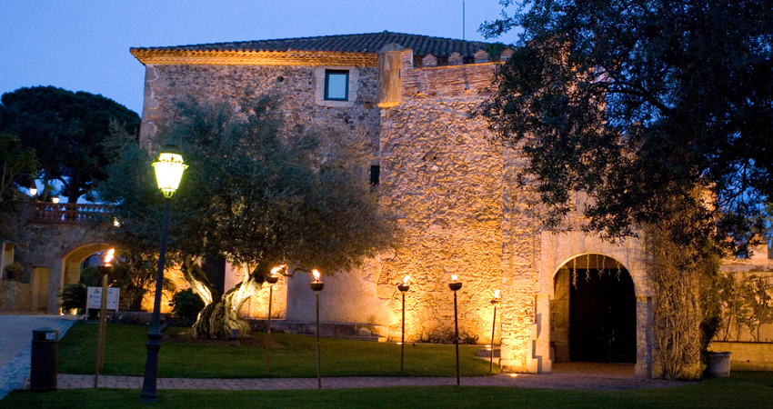 Hotel Castell de L'Oliver