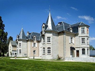Hôtel le Château d'Orfeuillette
