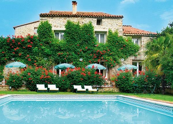 Hôtel Le Mas Trilles