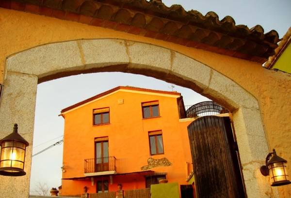 Hotel Rural Spa Les Vinyes