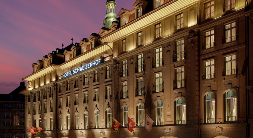 Hotel Schweizerhof Bern & The SPA